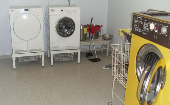 Den renoverade tvättstugan - till för dig